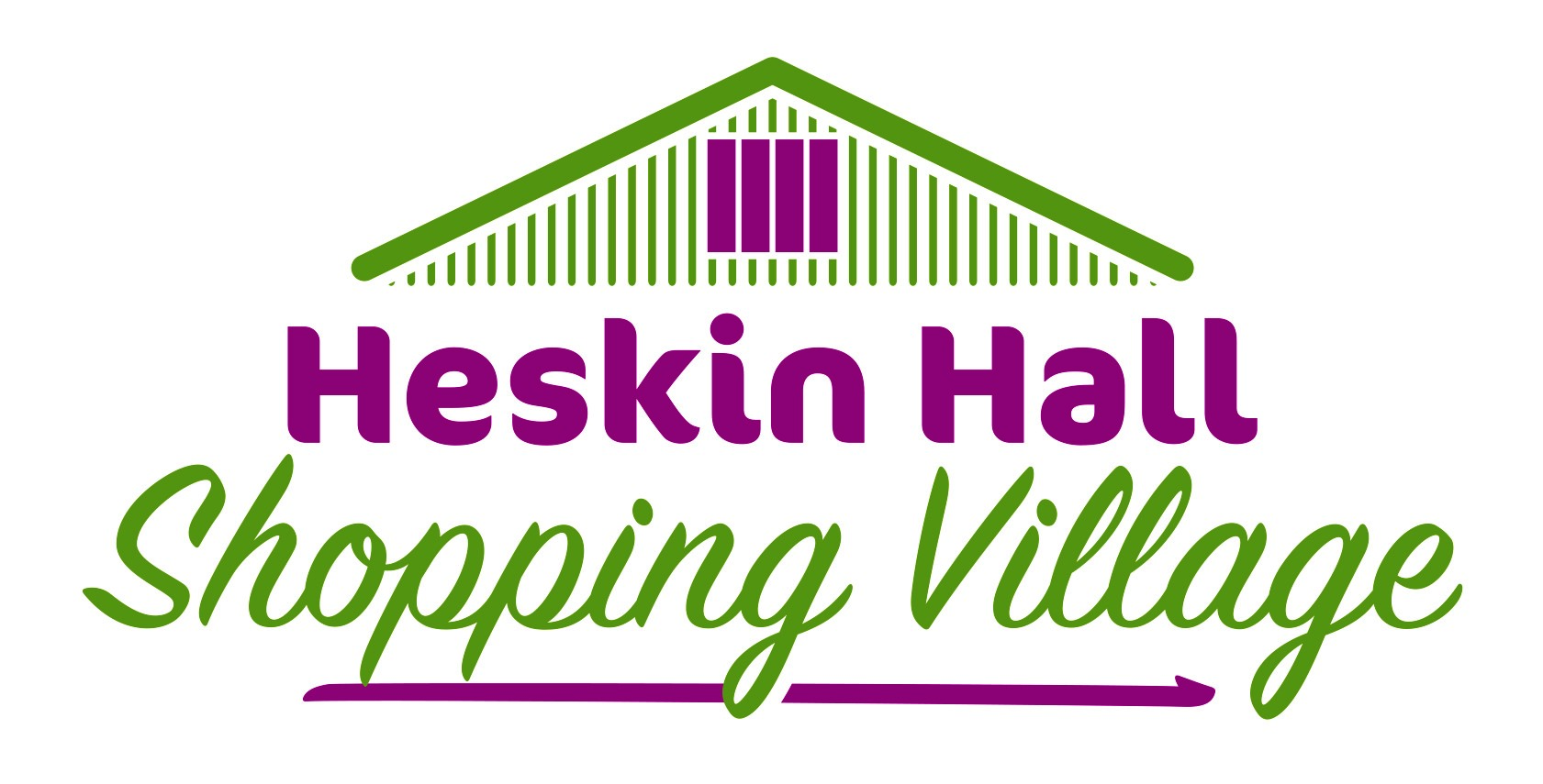 Heskin Hall Shopping Village